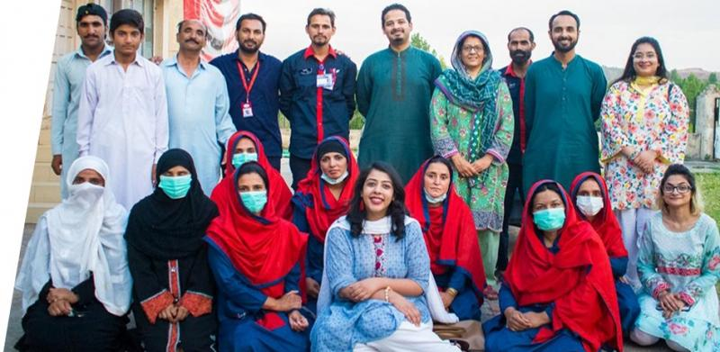 Teaching Pakistan How to Save Lives, One Citizen at a Time